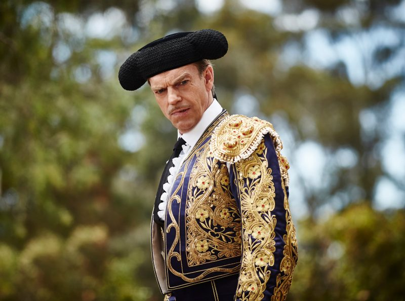 Hugo Weaving as Sargeant Horatio Farrat