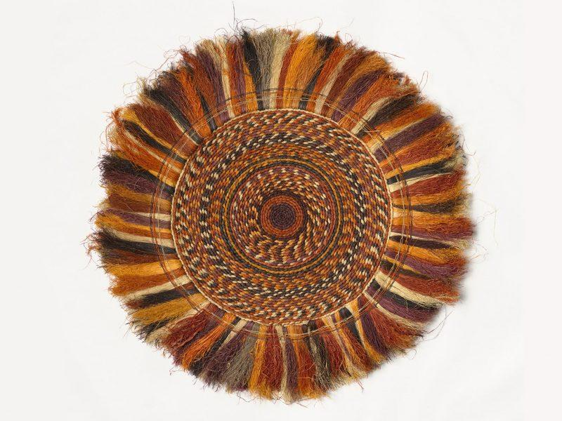 Regina Pilawuk Wilson, (Ngan'gikurrungurr) Wupun (Sun Mat), c 1980