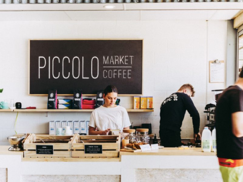Piccolo Market Coffee