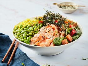 Poke Party Bowl