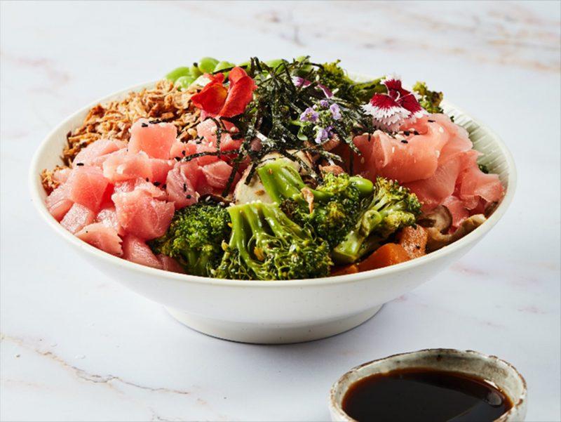 Sashimi Lovin Bowl