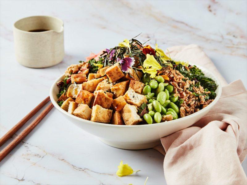 Tofu Teri-San Bowl