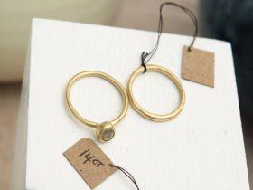 Rings at Old Bus Depot Markets