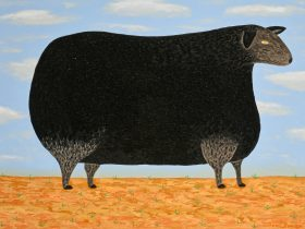 Dean Bowen - 'Black sheep'