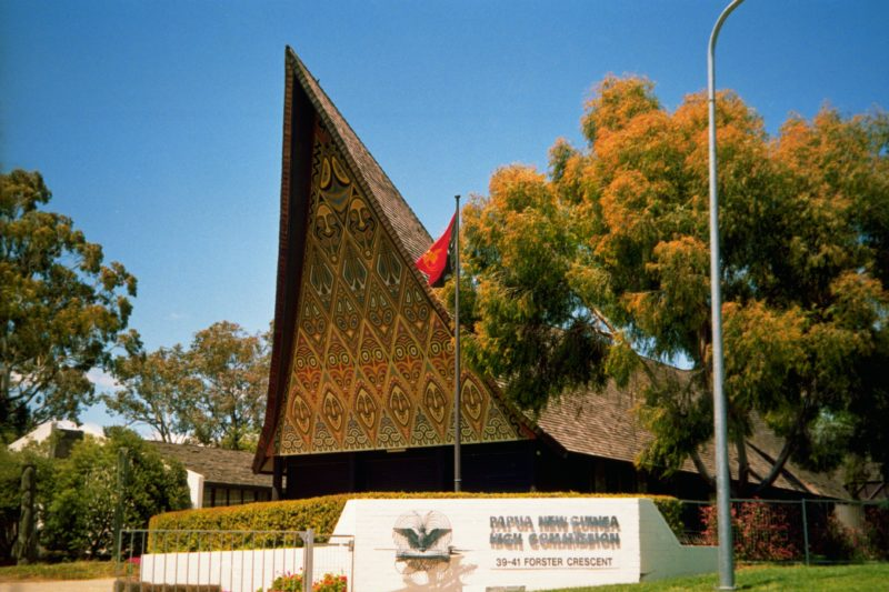 Papua New Guinea High Commission