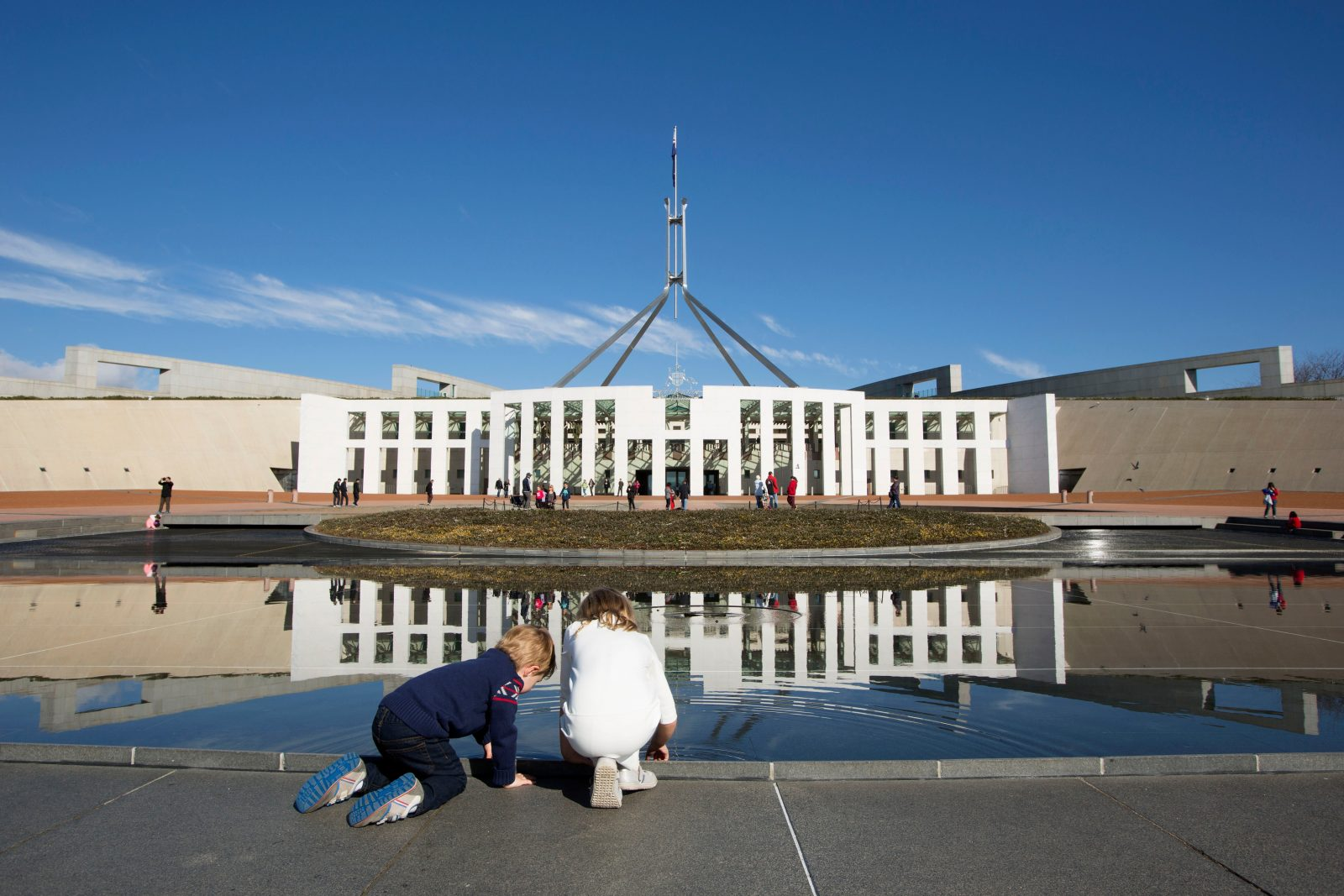 Capital Hill - Parliament House