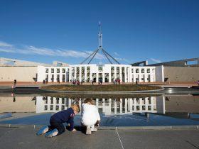 Capital Hill - Parliament House