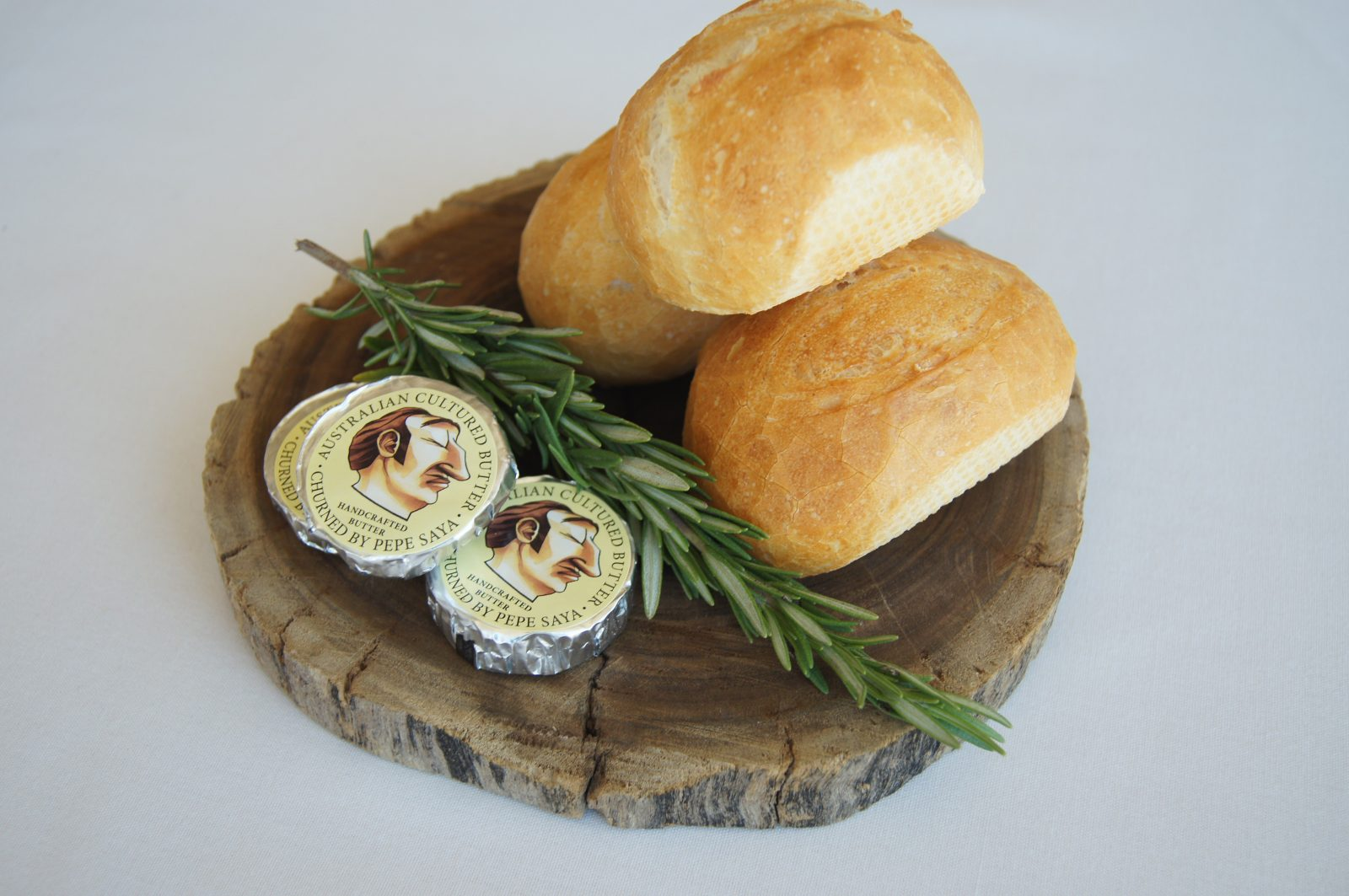 Bread Rolls and Butter