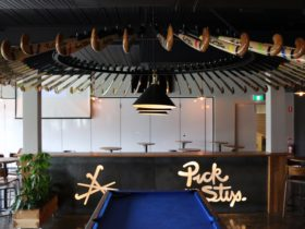 Pick Up Stix Interior
