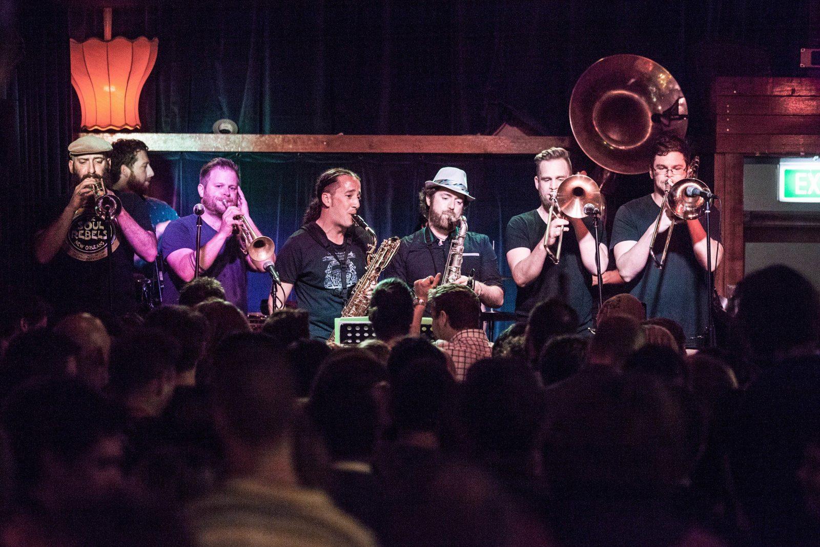 Brass Knuckle Brass Band