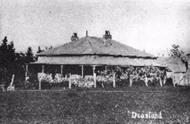 Deasland House at Gininderra