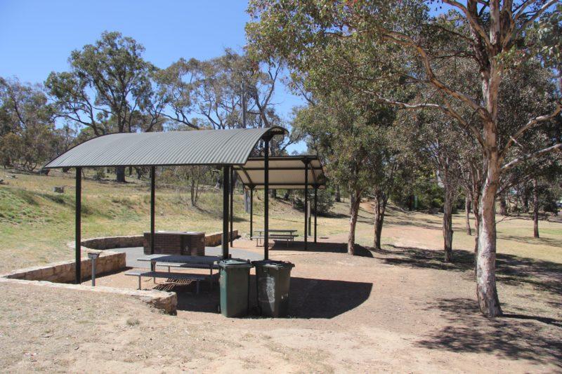 Remembrance Nature Park picnic area