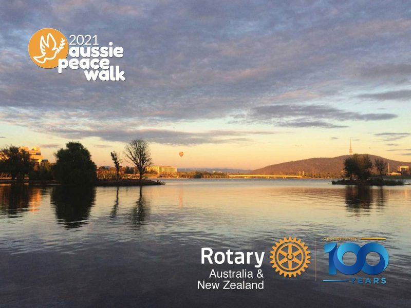 Lake Burley Griffin Canberra