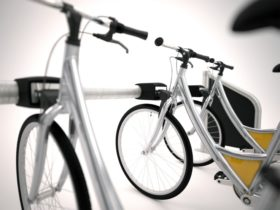 Bikes in station