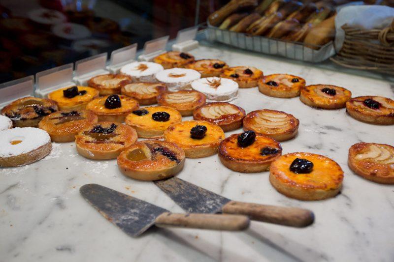 Silo pastries