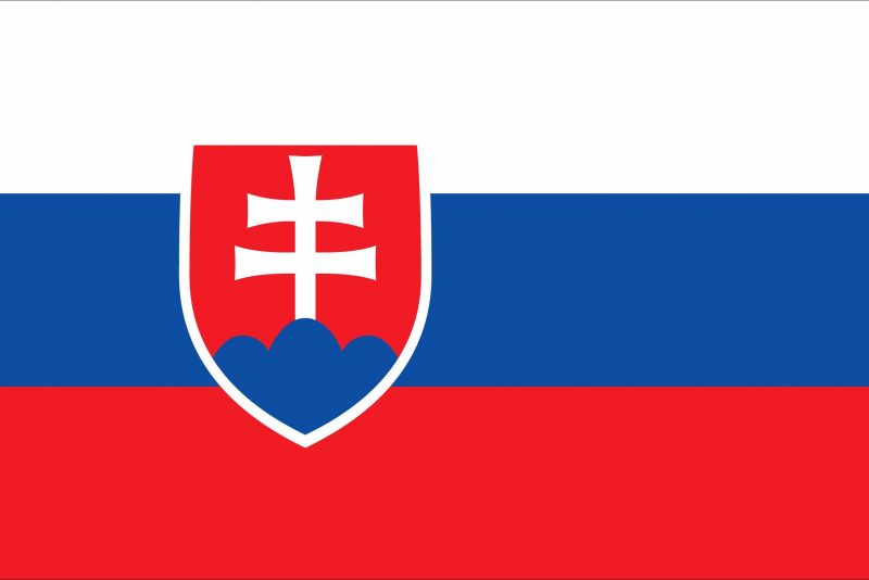 Flag of the Slovak Republic