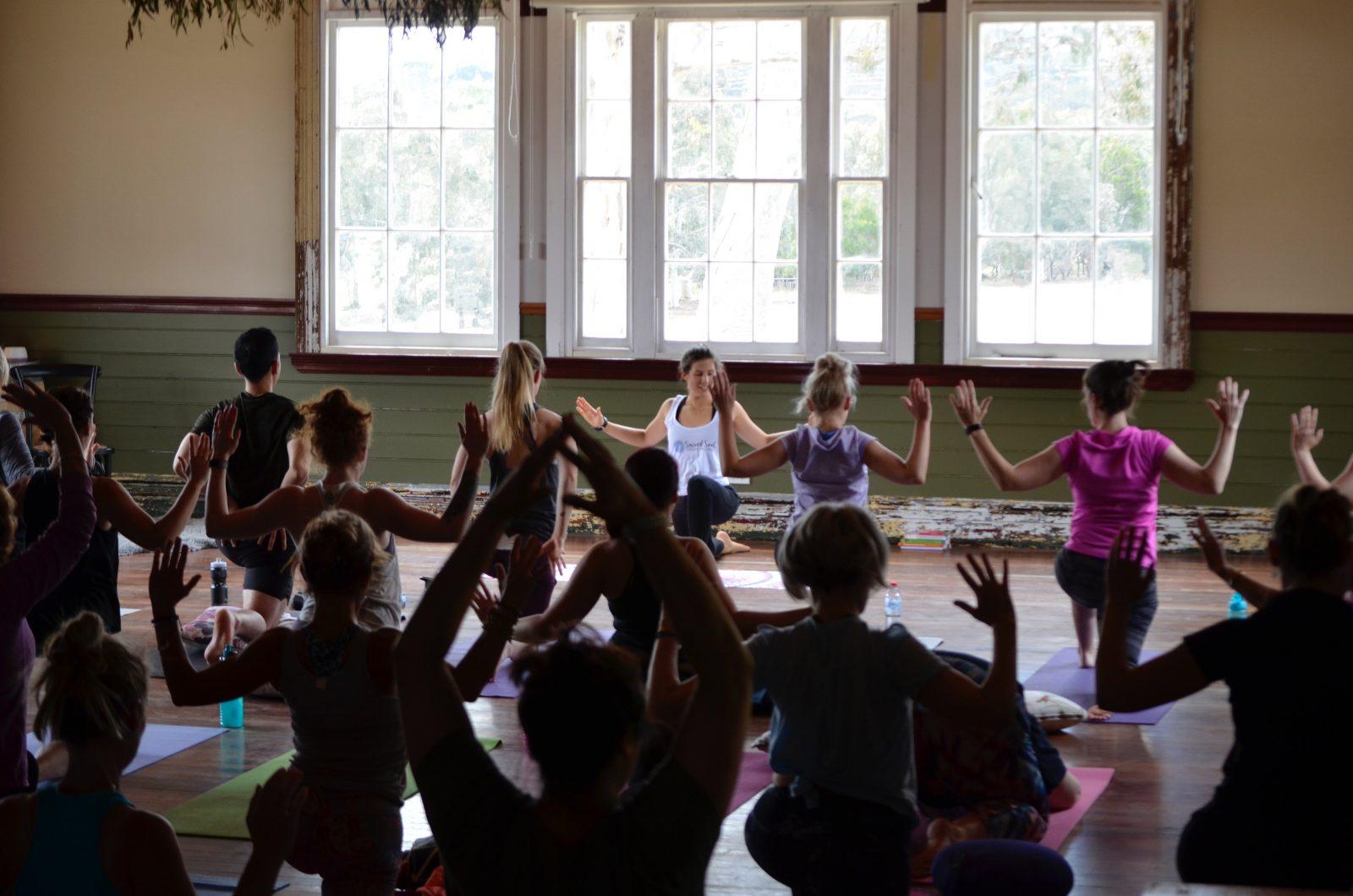 Soul sunday yoga
