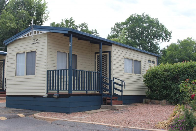 Cabin accommodation Canberra