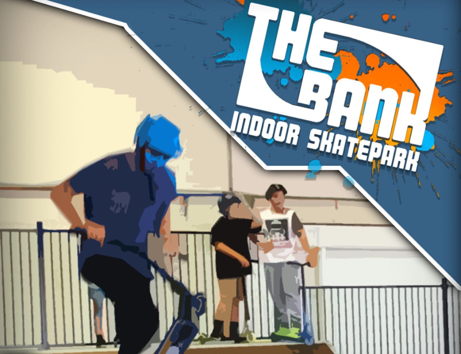 kids party scooter indoor activity skate skateboard parties