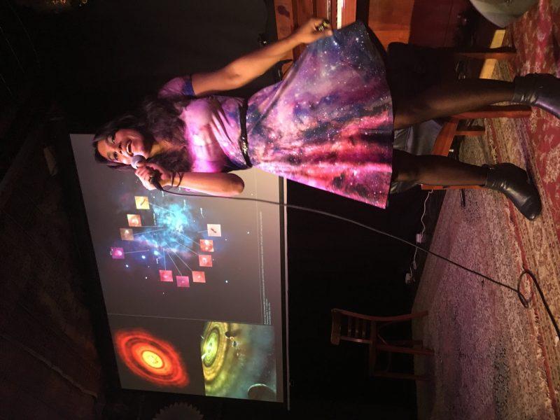 Astronomy PhD student Rajika