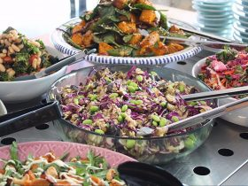 Colourful Salads