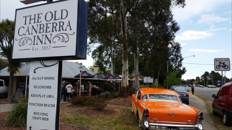 The Old Canberra Inn