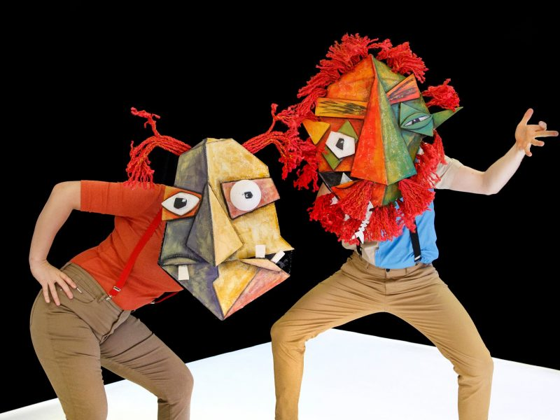 Spare Parts Puppet Theatre