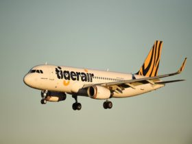 Tigerair Australia. Photo: Jon Hewson