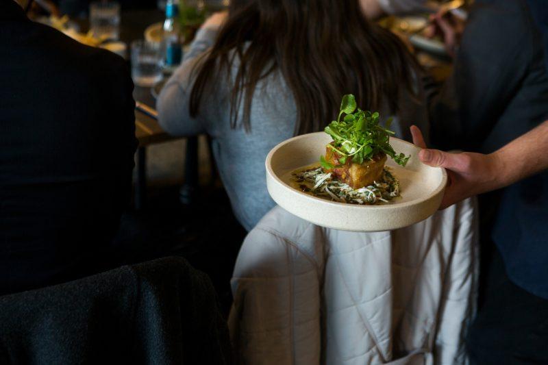 Fine-ish dining at Tipsy Bull Restaurant and Bar