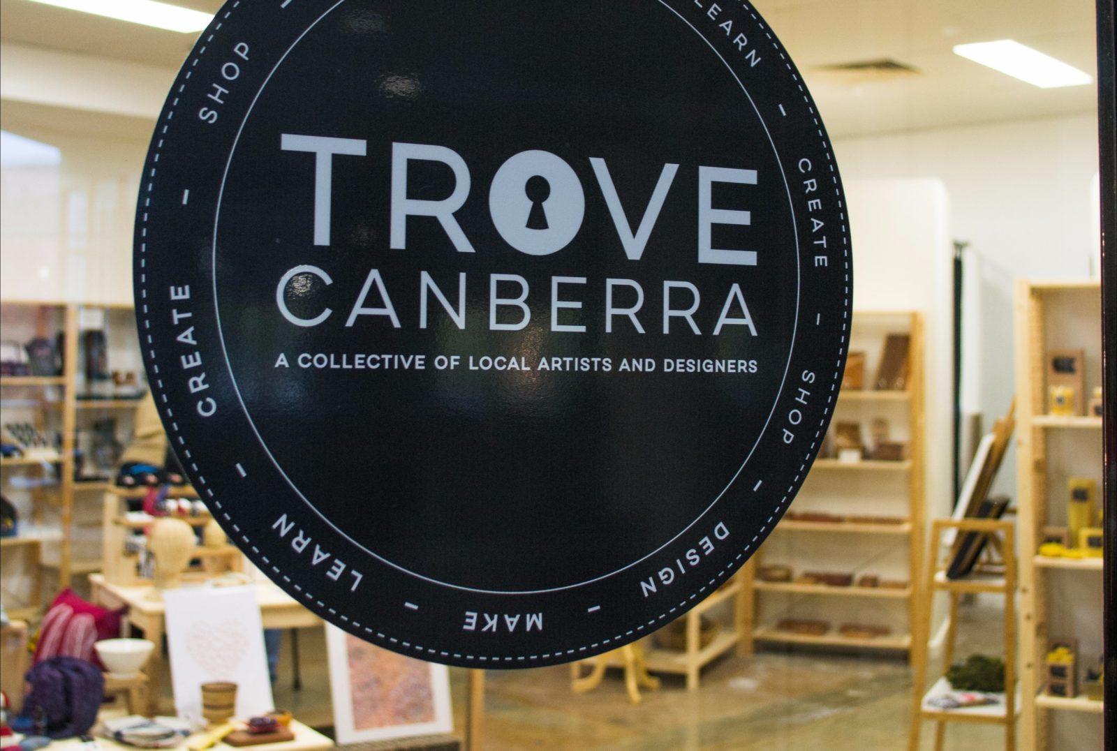 Trove shopfront
