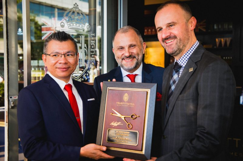 The Oldest Barbershop In The World Is Now In Canberra