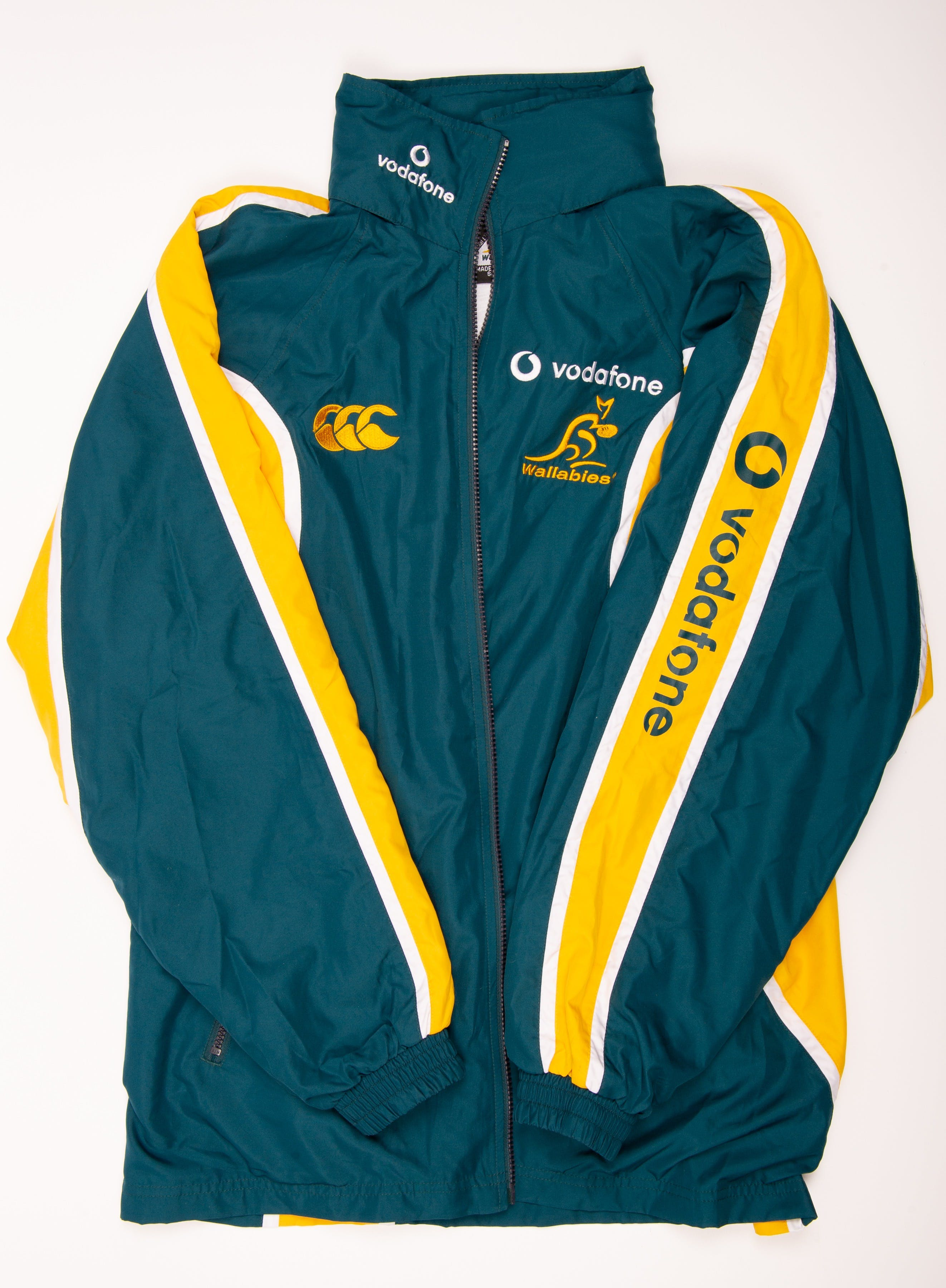 A piece of the collection. Howard's distinctive Tracksuit