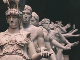 XU ZHEN®️ European Thousand-Armed Classical Sculpture 2014
