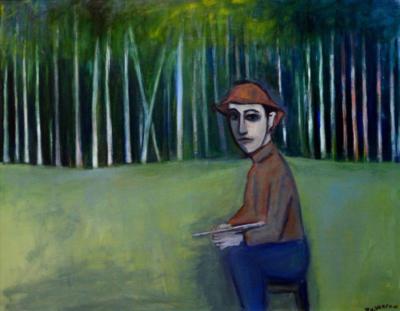 Artist at Bundanon