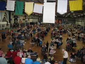 Square Dancers on the Central Coast NSW