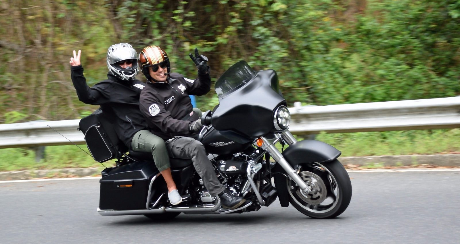 Take a chauffeured Harley Tour of the Coffs Coast NSW