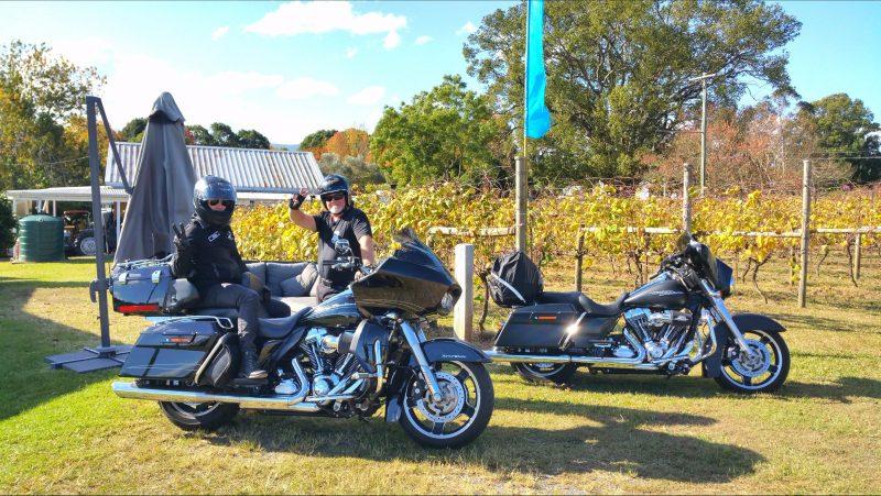 Chauffered tour to Two Tails Winery Nana Glen