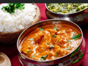 Image of Butter Chicken and Rice