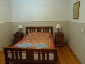 Main Bedroom in Yellow Gum Cottage