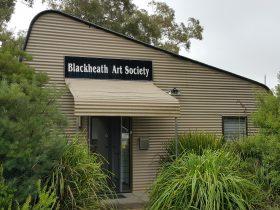 Blackheath Art Society Studio building