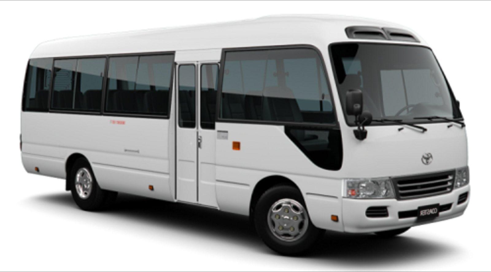 Adairs Mini Bus and Van Hire