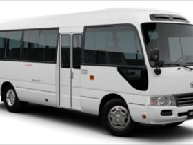 Adairs Mini Bus and Van Hire