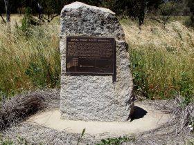 Aerial Trunk Route Memorial