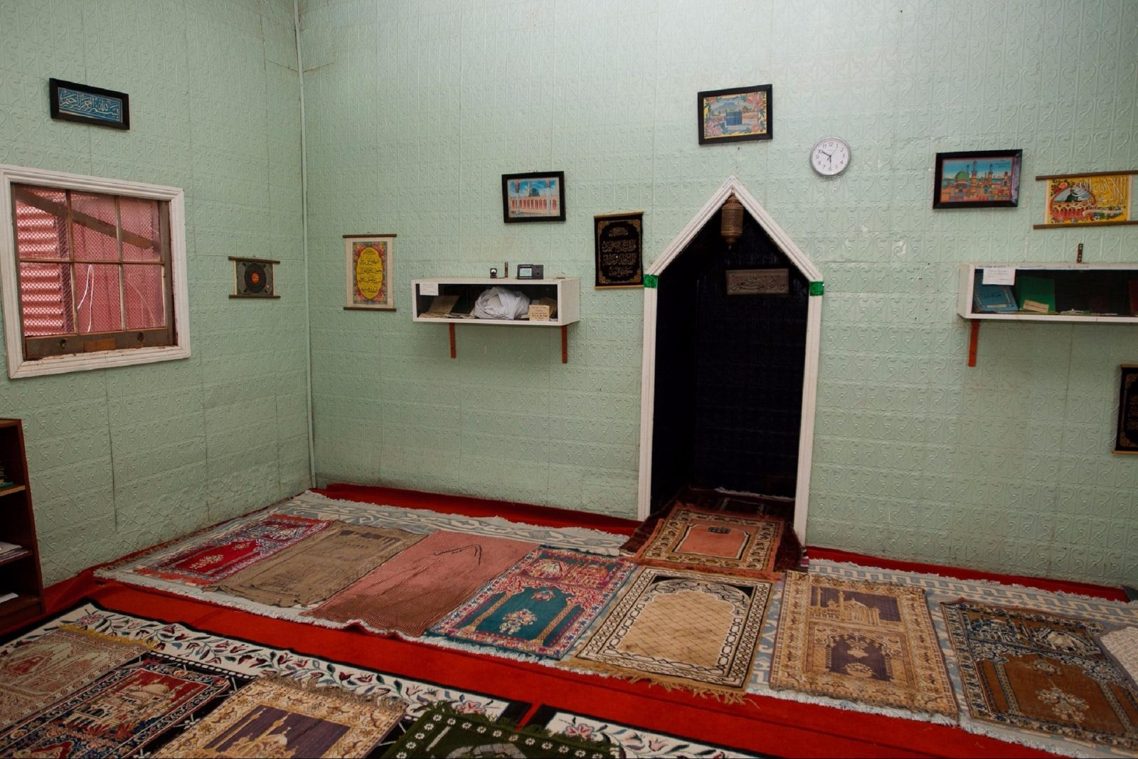 Afghan Mosque