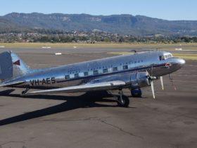 HARS - Hawdon DC-3