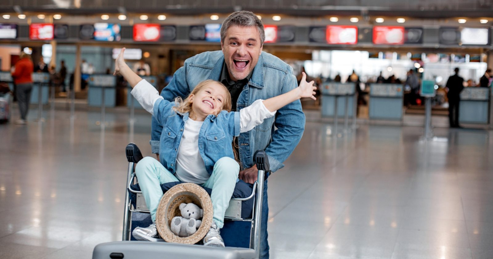 accessible airport transfer