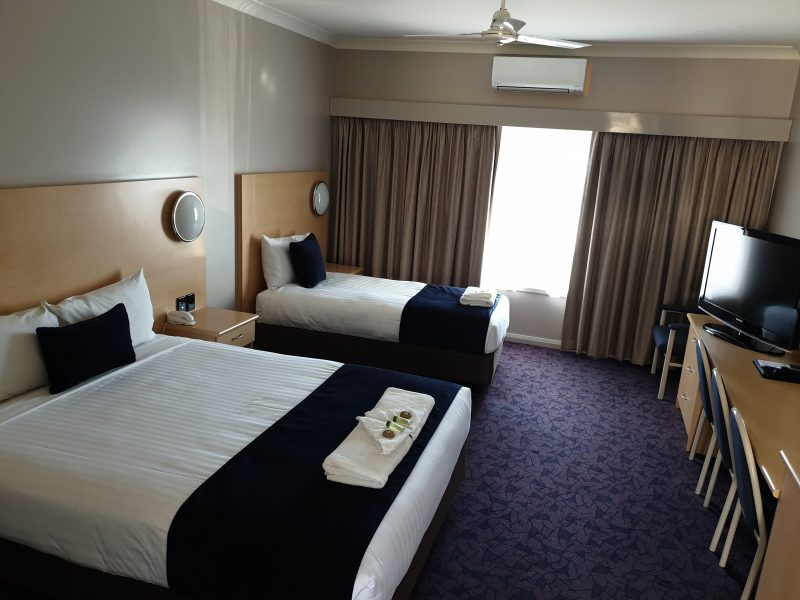 Albert Motel Room
