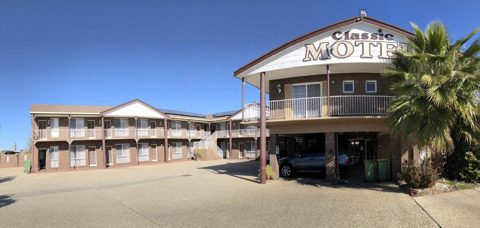 Albury Classic Motor Inn