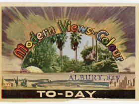 Albury Views Exhibition