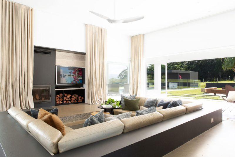 Amileka - Living Room